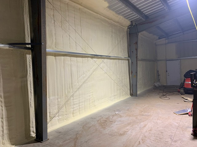 Wisconsin Spray Foam Insulation Installation And Coatings