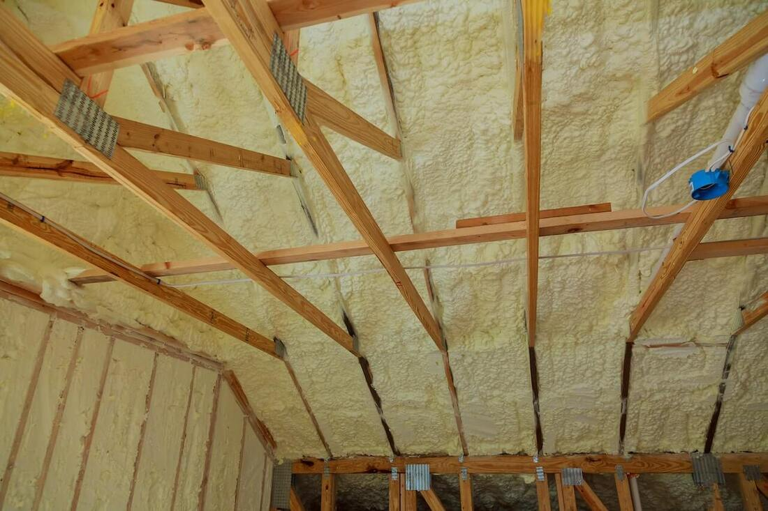 Open-cell Insulation Installation Wisconsin