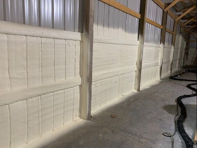 Spray Foam  Insulation Madison, WI