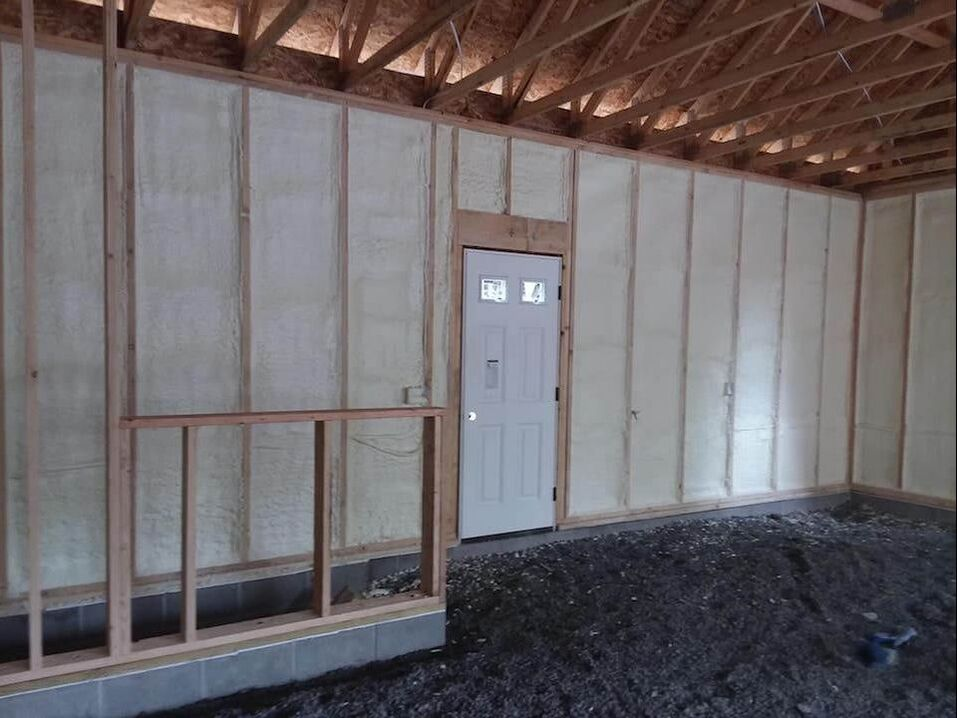 Agricultural Spray Foam  Insulation Madison, WI